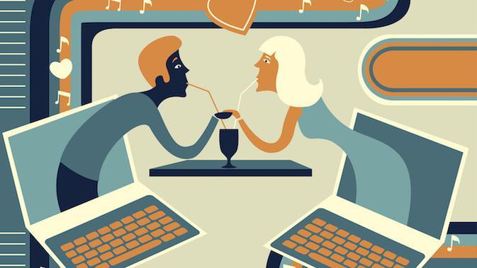 Benarkah Aplikasi Kencan Online Bisa Bantu Cari Pasangan Hidup Tekno Liputan6 Com