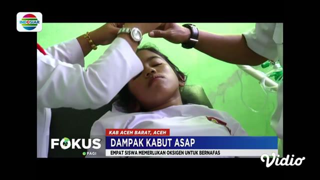 Mereka langsung dilarikan ke Puskesmas Cot Simeureung, Kecamatan Samatiga, lalu dirujuk ke rumah sakit umum daerah.