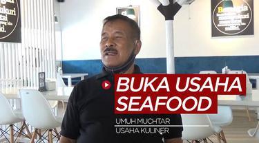 Berita Video Marc Klok dan Para Pemain Persib Bandung Kunjungi Restoran Seafood Milik Umuh Muchtar