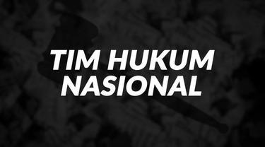 Menko Polhukam Wiranto akan membentuk Tim Hukum Nasional, yang mengkaji setiap ucapan, tindakan, sampai pemikiran para tokoh-tokoh yang dianggap menyimpang dari ketentuan hukum.