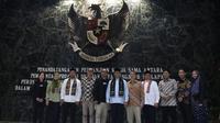 Pemprov DKI Jakarta melakukan penandatanganan Nota Kesepahaman (MoU) dengan 8 perusahaan rintisan (startup), yaitu Nodeflux, Botika, DuitHape, Grab, Tokopedia, Bukalapak, Shopee dan Gojek, di Balai Agung, Gedung Balai Kota, Jakarta Pusat.