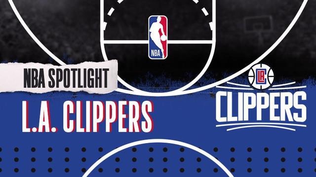 Berita Video NBA Spotlight, Sejarah LA Clippers dan Cerita Kembalinya Paul George Paska Cedera
