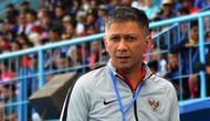 Wakil Ketua Umum PSSI, Iwan Budianto, bicara perihal Piala Presiden. (Bola.com/Iwan Setiawan)