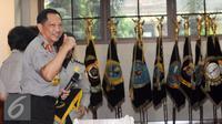Kapolri Jenderal Pol Tito Karnavian. (Liputan6.com/Helmi Afandi)