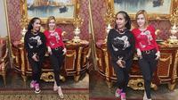 Momen Kebersamaan Tessa Mariska dan Barbie Kumalasari (sumber: instagram/@tessamariska81)