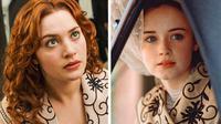 Kate Winslet - Titanic, 1997 - Alexis Bledel - Tuck Everlasting, 2002 (Sumber: brightside)