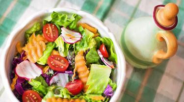 Ilustrasi Salad