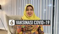 Beredar kabar di aplikasi pesan singkat, puluhan wartawan terkapar setelah menerima vaksin Covid-19 hari Jumat (26/2) Bagaimana faktanya?