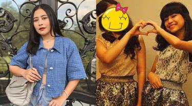 6 Potret Prilly Latuconsina Saat Gabung di Grup Duo Jelly, Kompak Bareng Hanggini