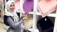 hijab termahal di dunia? (foto: Bawal Exclusive)