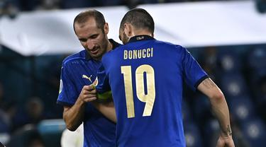 Piala Eropa 2020: Italia vs Swiss