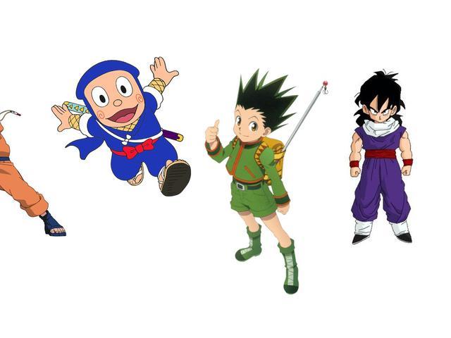 10 Anak Berkekuatan Super Di Dunia Anime Showbiz Liputan6 Com