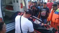 Ini identitas korban tenggelam KM Nusa Kenari di Tanjung Margeta Alor. (Liputan6.com/Ola Keda)