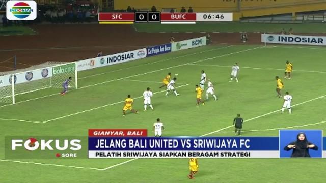 Jelang semifinal Piala Presiden 2018, Sriwijaya FC siap kalahkan Bali United di kandang lawan.
