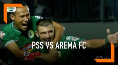 Juara Piala Presiden 2019 Arema FC tidak berkutik pada laga pembuka Shopee Liga 1 2019. Singo Edan menyerah 1-3 di Stadion Maguwoharjo, Sleman, Rabu (15/5/2019) malam WIB.
