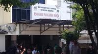Rumah Sakit Umum Pancaran Kasih Manado, salah satu fasilitas kesehatan yang menangani pasien Covid-19 di Sulut.
