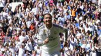 Ronaldo masih butuh 23 gol lagi untuk samai jumlah gol Raul Gonzalez.