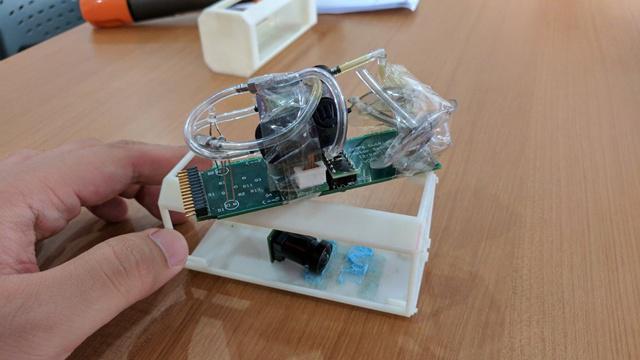 Salah satu microlab yang digunakan untuk penelitian | Copyright by twitter.com/@imanlagi