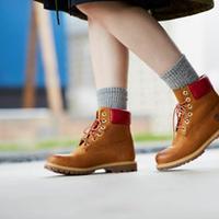 Timberland berbagi tips untuk tampil serasi bersama pasangan dengan gaya sepatu kekinian (Foto: Timberland)