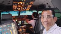 Dewa M Wiwekananda, captain pilot Lion Air yang jadi pecinta kopi Indonesia (Dok.Pinterest/https://id.pinterest.com/pin/484770347395336493/Komarudin)