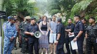 Orangtua Nora Anne Quoirin menawarkan hadiah sebesar Rp 170 juta untuk siapa saja yang dapat memberikan informasi agar putrinya ditemukan. (Foto: Polisi Malaysia)