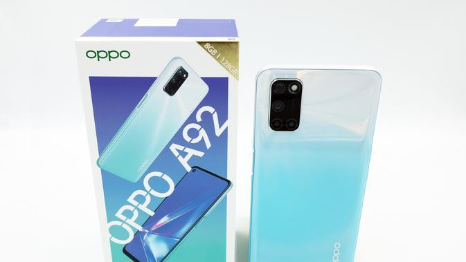 Oppo A92 (Foto: Oppo)