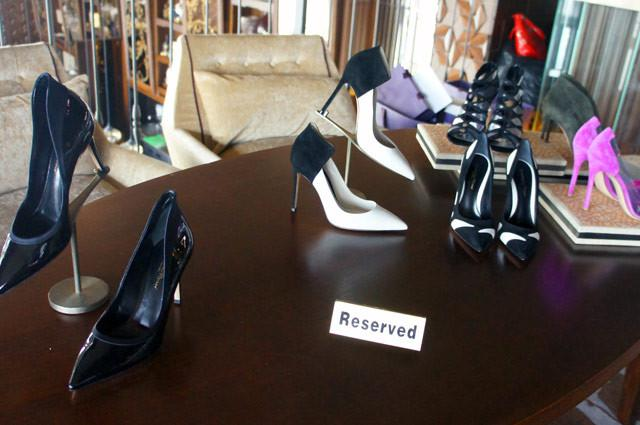 Gianvito Rossi's shoes