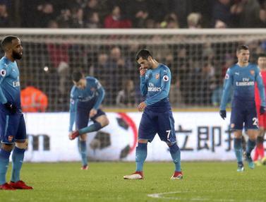 Arsenal, Swansea City, Premier League