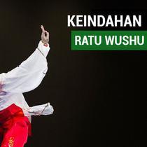 Berita video keindahan gerakan Lindswell Kwok menghantarkannya meraih medali emas kedua Indonesia pada nomor Taijiquan di JIExpo, Kemayoran Jakarta, Senin (20/8/2018).