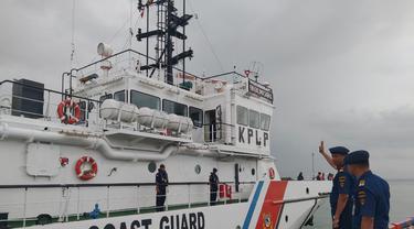 Kapal KPLP Kementerian Perhubungan
