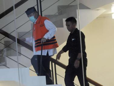 Bupati Bandung Barat Jalani Pemeriksaan Perdana di KPK
