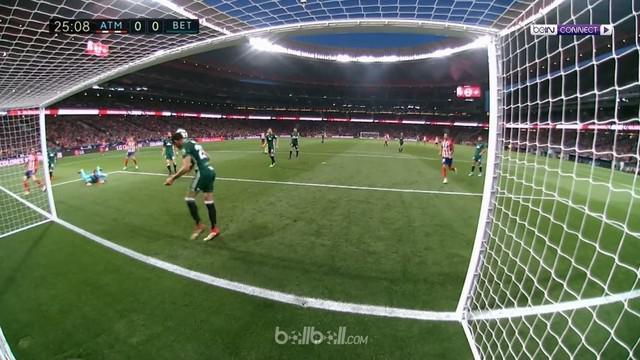 Atletico Madrid gagal meraih tiga angka saat ditahan imbang tanpa gol Real Betis di Liga Spanyol. Minus para pemain bintangnya sep...