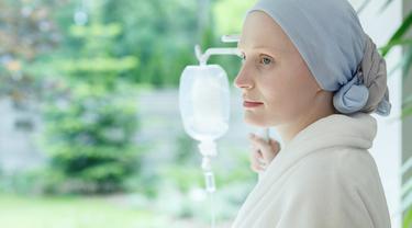 Ilustrasi Pasien Kanker, Kanker, Pasien (iStockphoto)