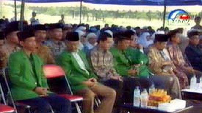 Ribuan Massa PKB Jakarta Siap Mendukung Gus Dur - News ...