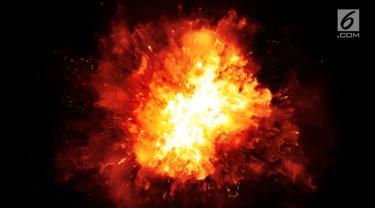 Ledakan Meledak