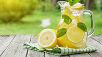 Manfaat Air Lemon (sumber: iStockphoto)