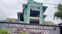 RSUD Mamuju yang rusak akibat gempa 6.2 magnitudo pada 15 Januari 2021 lalu (Liputan6.com/Istimewa)