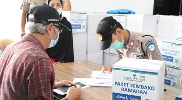 Dalam rangka menyemarakkan bulan suci Ramadan 1442 H, Bank Kalsel menggelar Program Mozaik Ramadan.
