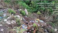 Pendaki Banyak Tinggalkan Sampah di Gunung Arjuno-Welirang. (dok.Instagram @upttahuraradensoerjo/https://www.instagram.com/p/CQTHrQkl8Cx/Henry)
