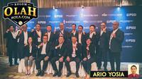 Kolom Ario Yosia - Pengurus PSSI (Bola.com/Adreanus Titus)