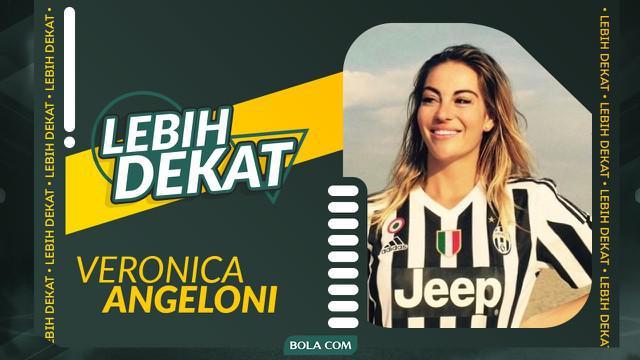 Berita video kembali lagi Lebih Dekat (part II) dengan Veronica Angeloni, atlet voli cantik dari Italia yang pernah main di kompetisi Proliga dan penggemar berat Juventus.
