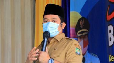 Wali Kota Tangerang, Arief R Wismansyah.