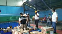 Surveyor Indonesia turut membantu masyarakat terdampak gempa di Mamuju dan Majene, Sulawesi Barat. (dok: humas)