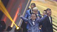 Para Pencari Tuhan berhasil dinobatkan sebagai Sinetron Ramadan Paling Ngetop Sepanjang Masa dalam SCTV Awards 2017.