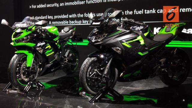 New Kawasaki Ninja 250 Sekarang Punya Fitur Anti Maling Otomotif