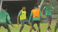 Timnas Indonesia U-19, Rifad Marasabessy. (Bola.com/Ronald Seger Prabowo)