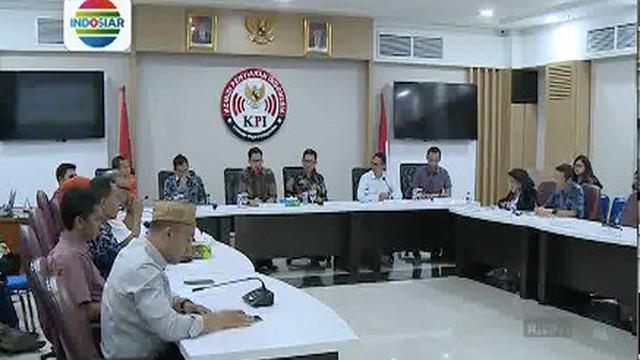 KPI beri dukungan program tv berkualitas dengan menjabarkan hasil survei yang melibatkan para ahli dan 12 universitas di Indonesia.
