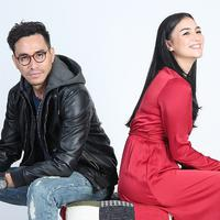 Darius Sinathrya dan Citra Kirana pemain film Asih. (Bambang E. Ros/Fimela.com)
