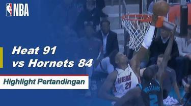 Kelly Olynyk selesai dengan 22 poin dan 11 rebound dan Hassan Whiteside menambah dua kali lipatnya sendiri (18 poin 15 rebound) saat Heat memenangi ketiga berturut-turut.