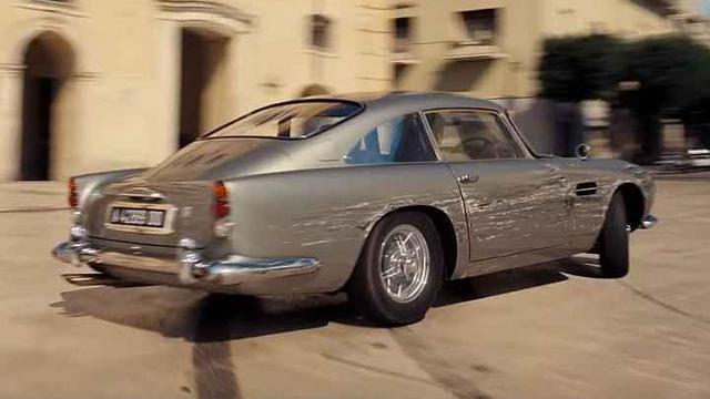 Sosok 4 Aston Martin Dalam James Bond 007 No Time To Die Otomotif Liputan6 Com